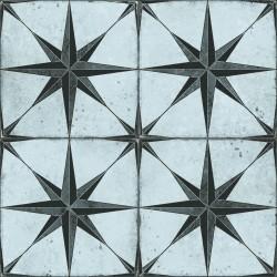Enchanted Grey 45CMx45CM Pre Cut Porcelain Feature Floor And Wall Tile