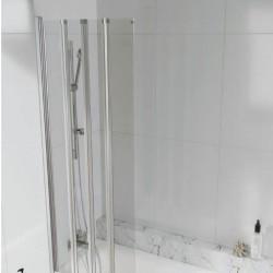 Acqua Arm Bath Screen 4 Panel