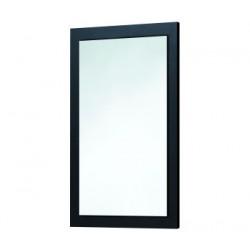 Wood Frame Mirror Indigo Blue