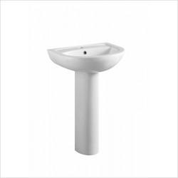 Deia / Belini 450mm Basin & Pedestal