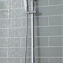 Marco Oval Rigid Riser Shower
