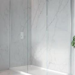 S8 Walk In Wetroom Panel Configuration