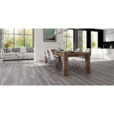 Leer Wood Effect Grey Gris 15.4 X 60CM Wall And Floor Tile