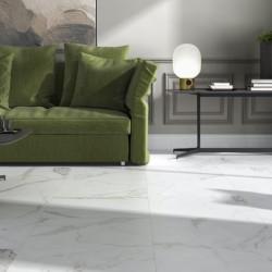 Carrara Marble Gloss White Wall And Floor Porcelain 30x60