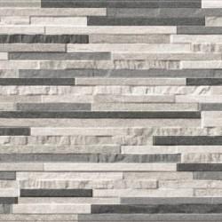 Peak Splitface Decor Sand Silver Grey Matt Wall And Floor Porcelain 30x60cm