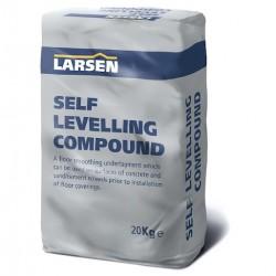 Larsen Floor Levelling Compound Self Leveller 20KG Screed