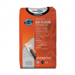 Bond IT Ad-Floor Exterior Fully Flexible 20KG Floor Levelling Compound Screed