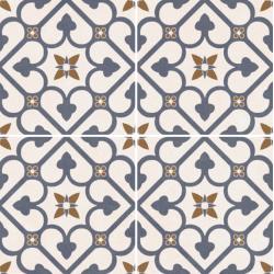 Brighten Blue 45x45CM Pre-Cut Porcelain Wall And Floor Feature Tile