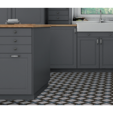 Exeter 33,3x33,3 Kitchen And Bathroom Porcelain Wall And Floor Feature Tile