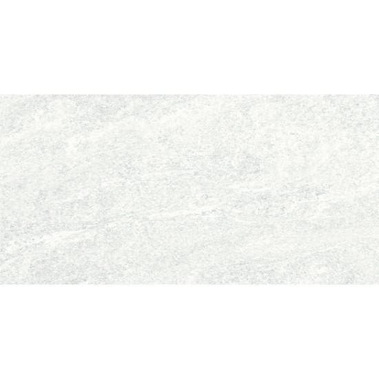 Bright Silver Grey Matt Wall And Floor Porcelain 30x60cm