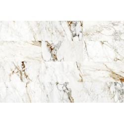 El Dorado Gold Marble Matt Satin Porcelain Floor  And Wall Tiles 60cmx60cm