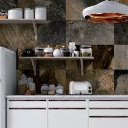 Ko Slate Glazed Porcelain 30CMx60CM Kitchen And Bathroom Wall And Floor Tile