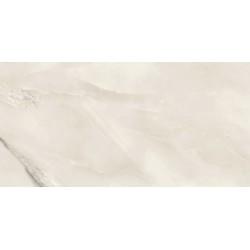 Rotonyx Marble Effect High Gloss White Porcelain Floor And Wall Tiles 30cmx60cm