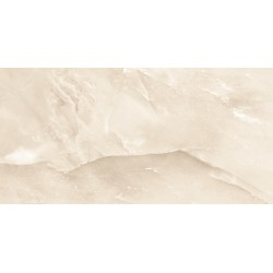 Rotonyx Marble High Gloss White Sand Cream Porcelain Floor And Wall Tiles 30cmx60cm