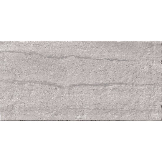Wavestone Silver Grey 30x60cm Porcelain Wall & Floor