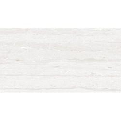 Wavestone Light Grey Parallel Gloss 30x60 Ceramic Wall