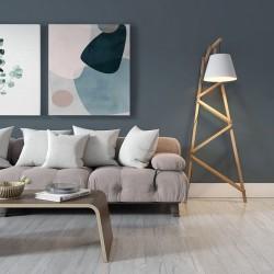 Wavestone Silver Grey 30x60cm Porcelain Wall & Floor