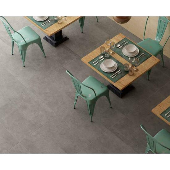Shades Smoke Dark Grey Wall And Floor Porcelain 30x60