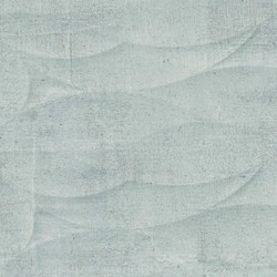 Shore Gris Wave Feature 33x55 Gloss Ceramic Kitchen and Bathroom Wall Tiles