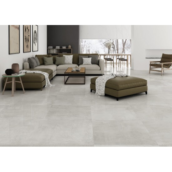 Bone Travertine Matt Floor 45x45cm