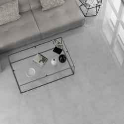 Dottlemore Gloss Dark Grey Porcelain Floor 60x60