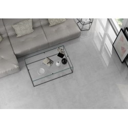 Dottlemore Gloss Dark Grey Porcelain Floor 60x60