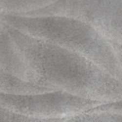 Dottlemore Wave Feature Decor HD Gloss Dark Grey Ceramic Wall 30x90