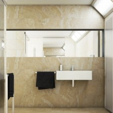 Bone Travertine Effect 31x45cm Ceramic Wall Tiles
