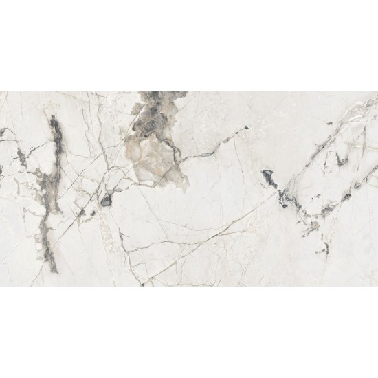 Invisible Rectified Gold Marble Polished Porcelain Tiles 120cmx60cm