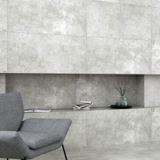 Portofino White Porcelain Semi Lappato 600x1200mm Wall And Floor Tile